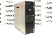 HP WorkStation Z600 E5530 4x2.4GHz 8GB 240GB SSD NVS DVD Windows 10 Professional PL Klasa A-