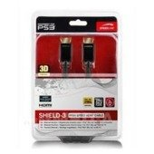 Kabel Speedlink SHIELD-3 HS HDMI with Ethernet PS3 2m