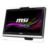 "Komputer AiO MSI Wind Top AE 19,5"" touch /E2-6110/4GB/500GB/R2/ black"