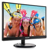 "Monitor Philips 21,5"" 226V6QSB6/00 AH-IPS VGA DVI"