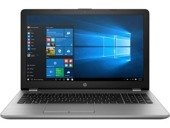 "Notebook HP 250 G6 15,6""HD/i3-7020U/4GB/SSD128GB/iHD620/W10 Asteroid Silver"