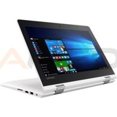 "Notebook Lenovo Yoga 310-11IAP 11,6""HD/N3350/2GB/SSD32GB/iHD500/W10 White"