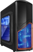 Obudowa Gembird Gaming Midi Tower HADES black USB 3.0 + 2.0