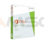 Office Home and Student 2013 32-bit/x64 English Eurozone