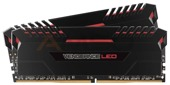 Pamięć DDR4 Corsair Vengeance LED 32GB (2x16GB) 2666MHz CL16-18-18-36 Red