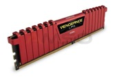 Pamięć DDR4 Corsair Vengeance LPX 8GB (2x4GB) 3000MHz CL15 1,35V Red