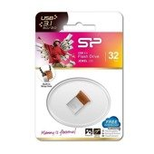 Pendrive Silicon Power Jewel J35 32GB USB 3.1 Brown