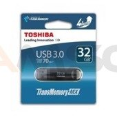 Pendrive TOSHIBA Suzaku 32GB USB 3.0 Black - RETAIL