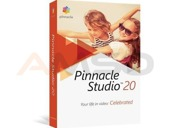 Program Corel Pinnacle Studio 20 Standard ML EU RET