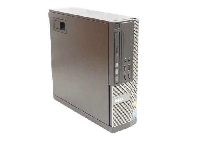 Dell Optiplex 7020 SFF i5-4570 4x3 2GHz 4GB 240GB SSD DVD Windows 10