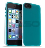 Etui Meliconi Jumper iPhone 5/5s White/Mint Green