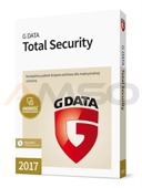 G DATA Total Security BOX 1PC 1 ROK