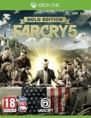 Gra Far Cry 5 GOLD EDITION (XBOX ONE)
