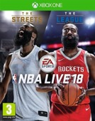 Gra NBA LIVE 18: THE ONE EDITION EA (XBOX One)