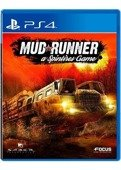 Gra SPINTIRES: MUD RUNNER (PS4)