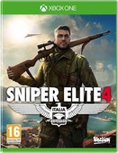 Gra Sniper Elite 4 (XBOX ONE)