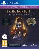 Gra Torment: Tides of Numenera DayOne (PS4)