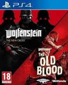 Gra Wolfenstein The New Order and The Old Blood (PS4)