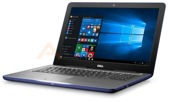 "Notebook Dell Inspiron 15 5567 15,6""HD/i5-7200U/4GB/1TB/iHD620/W10 Blue"
