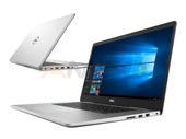 "Notebook Dell Inspiron 7570 15,6""FHD/i7-8550U/8GB/1TB+SSD128GB/940MX-4GB/10PR Grey"