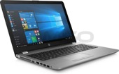 "Notebook HP 250 G6 15,6""HD/N3350/4GB/SSD128GB/iHD500/W10 Asteroid Silver"
