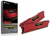 Pamięć DDR4 Corsair Vengeance LPX 16GB (2x8GB) 3200MHz CL16 1,35V Red