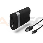 "Powerbank Hama Power Pack ""Joy"" 7800mAh czarny"